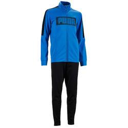 Trainingspak zwart/blauw