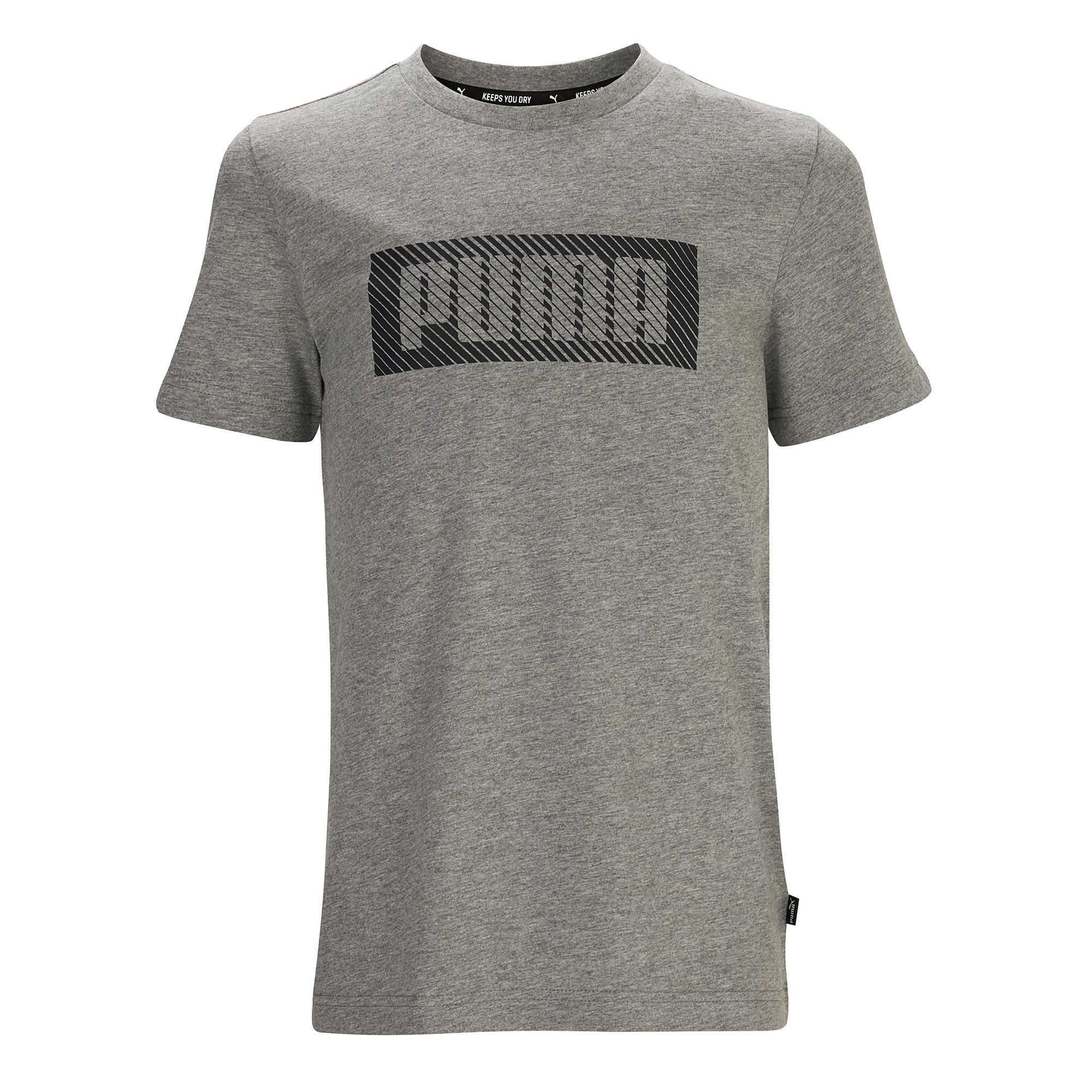 puma bimbo grigio