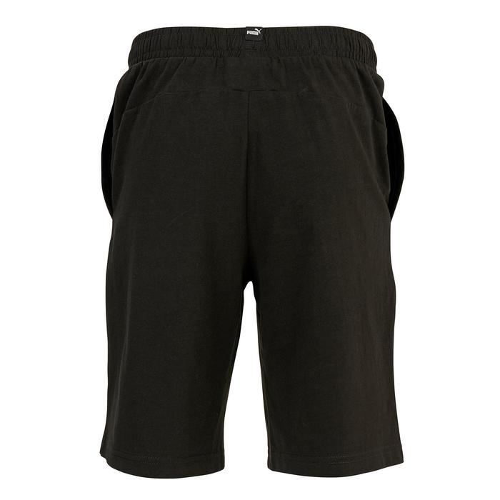 Short jersey zwart