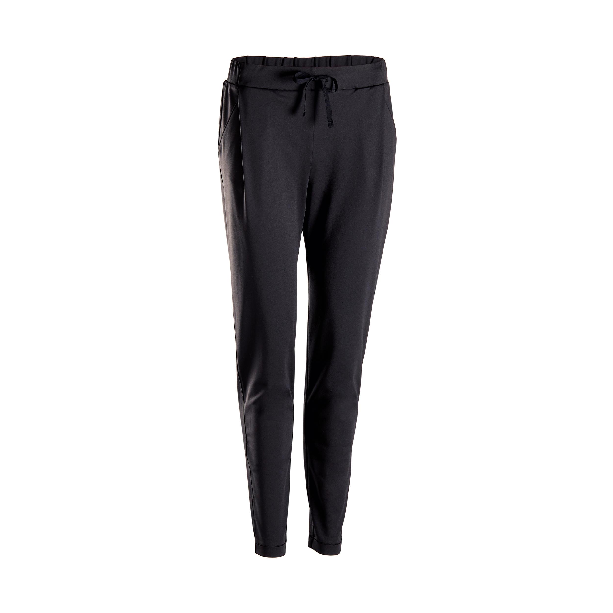 Femme Coton Leggings Fitness Running Gym Exercice Yoga Pantalon Active Décontracté