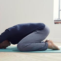 Dynamic Yoga Bottoms - Grey