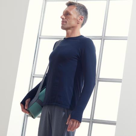 Chandail de yoga doux à manches longues - Hommes