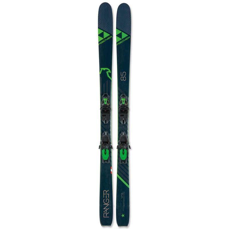 МУЖСКИЕ ГОРНЫЕ ЛЫЖИ ДЛЯ ФРИРАЙДА Лыжи - Ski Fischer Ranger 85 19-20 FISCHER - Лыжи