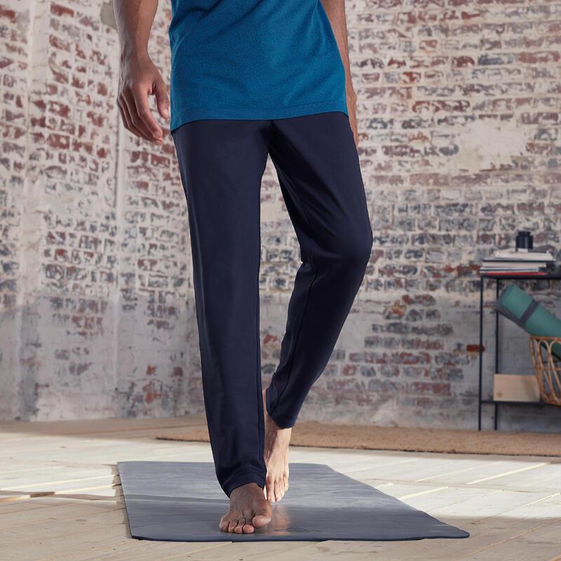 Studio Yoga Bottoms - Black