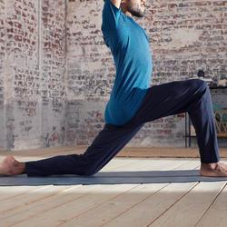 Yogabroek studio heren zwart