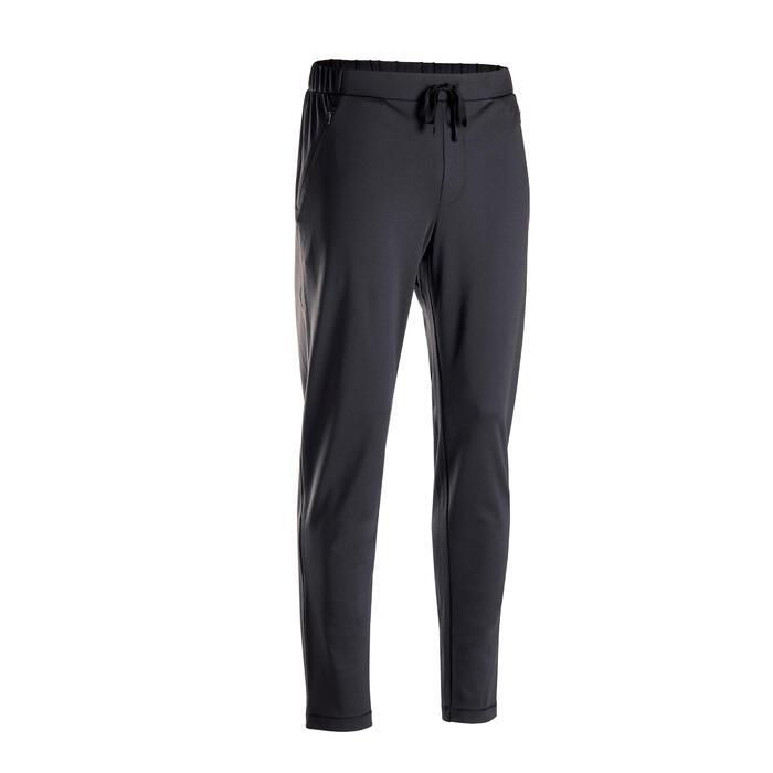 休閒瑜珈長褲 - 黑色