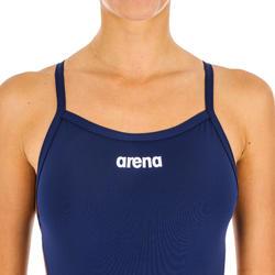 maillot de bain de natation Solid Light Tech marine