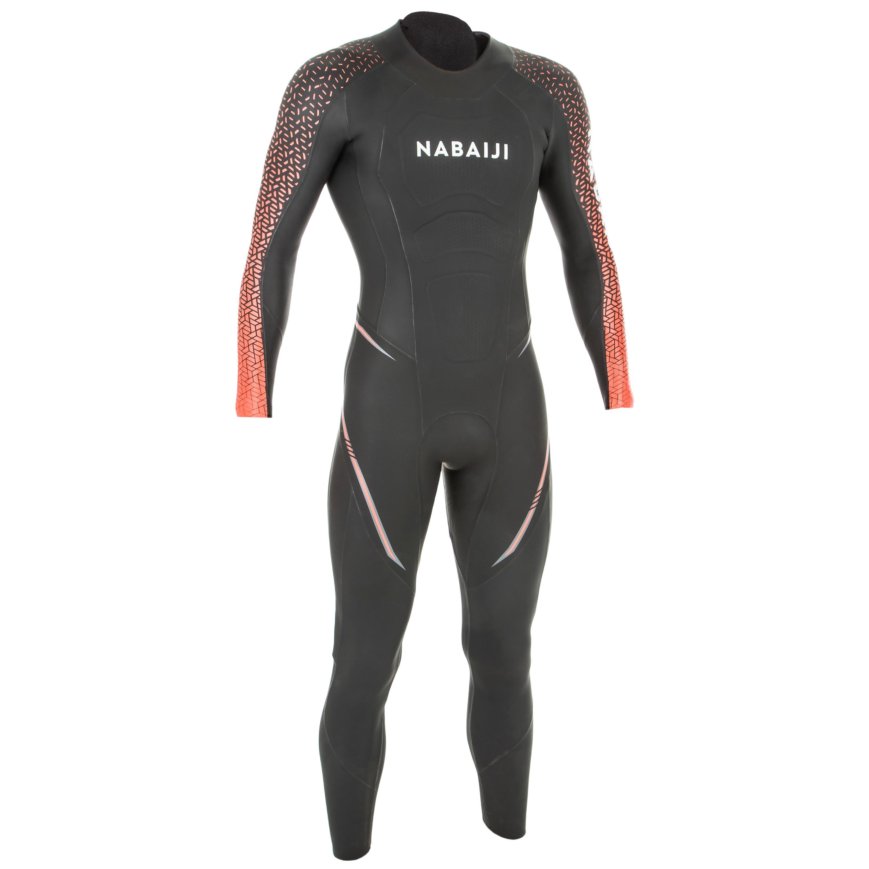 Schwimmanzug Neopren OWS 900 4/2mm kalte Wassertemperaturen Herren | Bekleidung > Bademode > Badehosen | Nabaiji