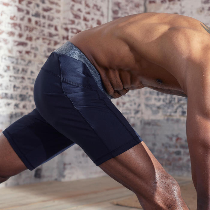 Iyengar & Hot Yoga Shorts - Dark Grey