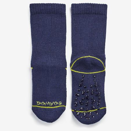 500 Non-Slip Socks Twin-Pack