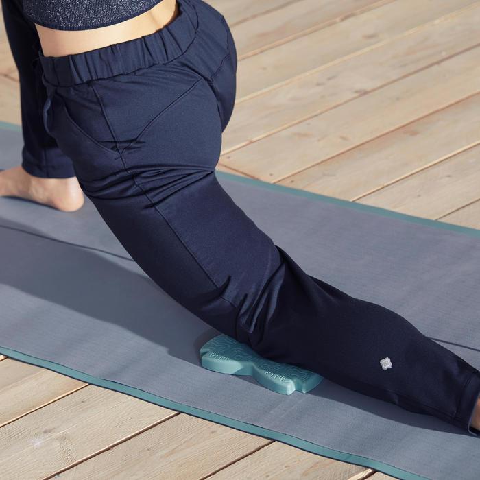 Đệm đầu gối & cổ tay tập yoga - Xanh lá cây