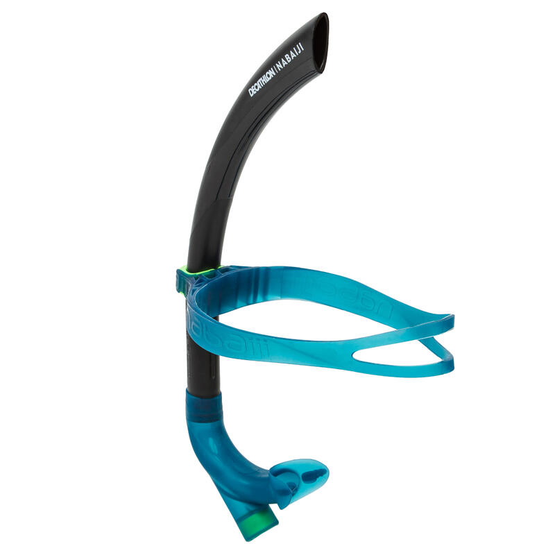 CENTRE-MOUNTED SWIMMING SNORKEL SIZE S
