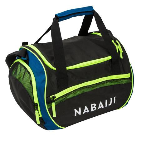 Swim Bag 500 30L Negro Verde