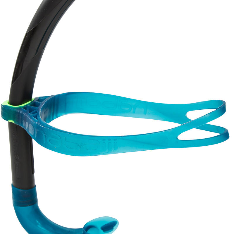 ท่อหายใจแบบศูนย์กลางเพื่อการว่ายน้ำรุ่น 500 ขนาด S