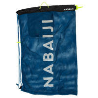 Mesh Pool Bag 30 L - Blue