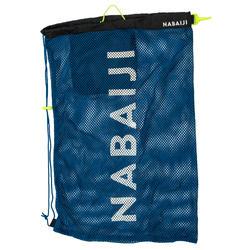 Swimming Mesh Pool Bag 30 L - Blue