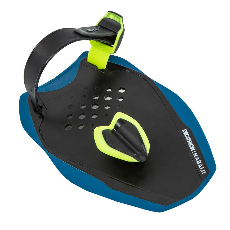 Edzés felszerelés Úszás, uszodai sportok - Tenyérellenállás Quick'In S-es NABAIJI - Úszás felszerelés