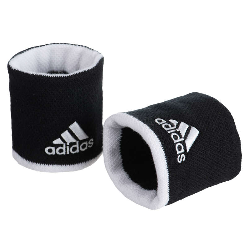APPAREL ACCESSORIES Squash - Tennis Wristbands ADIDAS - Squash Clothing