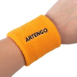 Tennis Wristband TP 100 - Yellow
