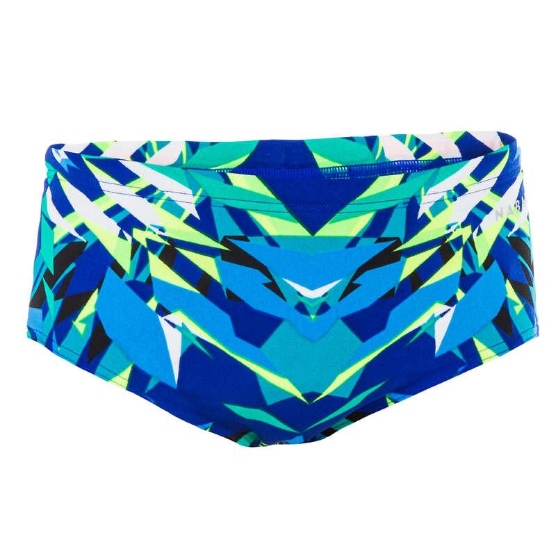 Kisfiú úszónadrág Úszás, uszodai sportok - Fiú úszónadrág, 900 Side New NABAIJI - Babaúszás, gyermek úszás, úszástanulás
