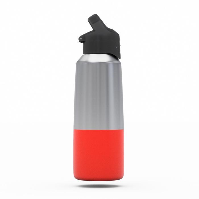 Gourde MH500 isotherme randonnée inox 0,8L rouge