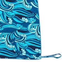 Toalla Baño Microfibra Estampada Tamaño XL 110 x 175cm