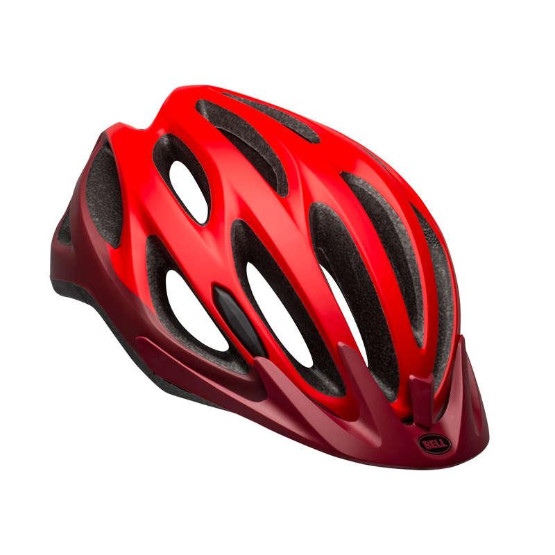 CYKELHJÄLMMTB VUXEN Cykelsport - Hjälm MTB PARADOX röd BELL - Cykelhjälmar