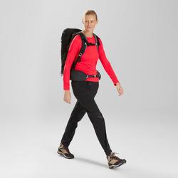 Tee-Shirt manches longues de randonnée montagne - MH550 - Femme