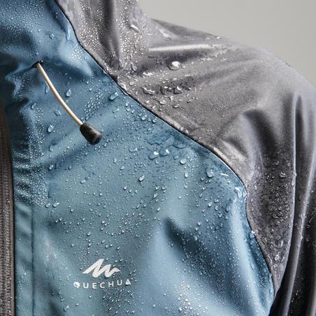 Manteau de randonnée imperméableMH500 – Femmes