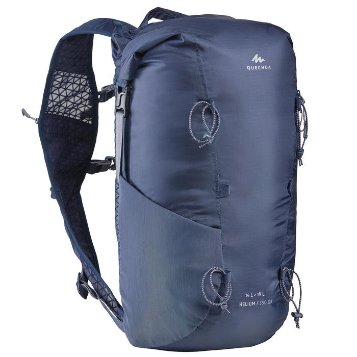 Fast Hiking Backpack FH900 14 - 19 litre capacity.