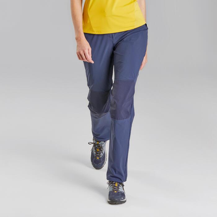 Pantalon de randonnée montagne - MH500 - Femme