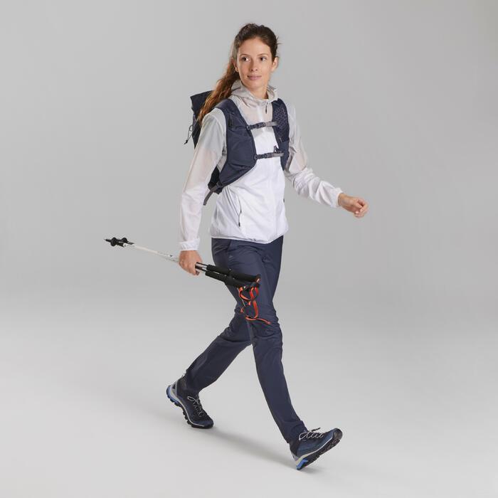 Veste coupe vent de randonnée rapide Femme FH500 Helium wind Quechua | Decathlon