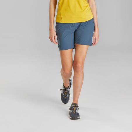 Women's Mountain Walking Shorts - MH500