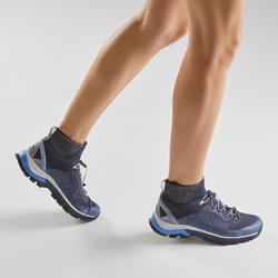Chaussures de randonnée rapide Femme FH900 bleue