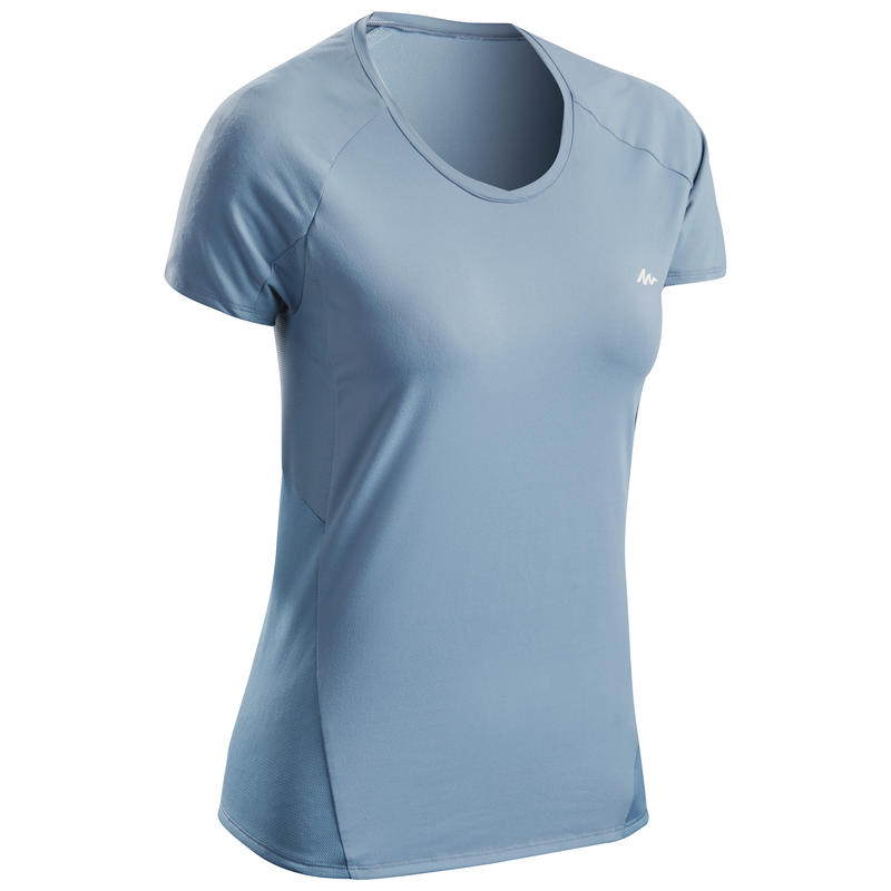 MH500 Short-sleeved Hiking T-shirt - Women