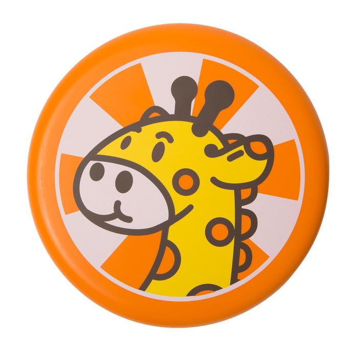 軟式飛盤-長頸鹿款
