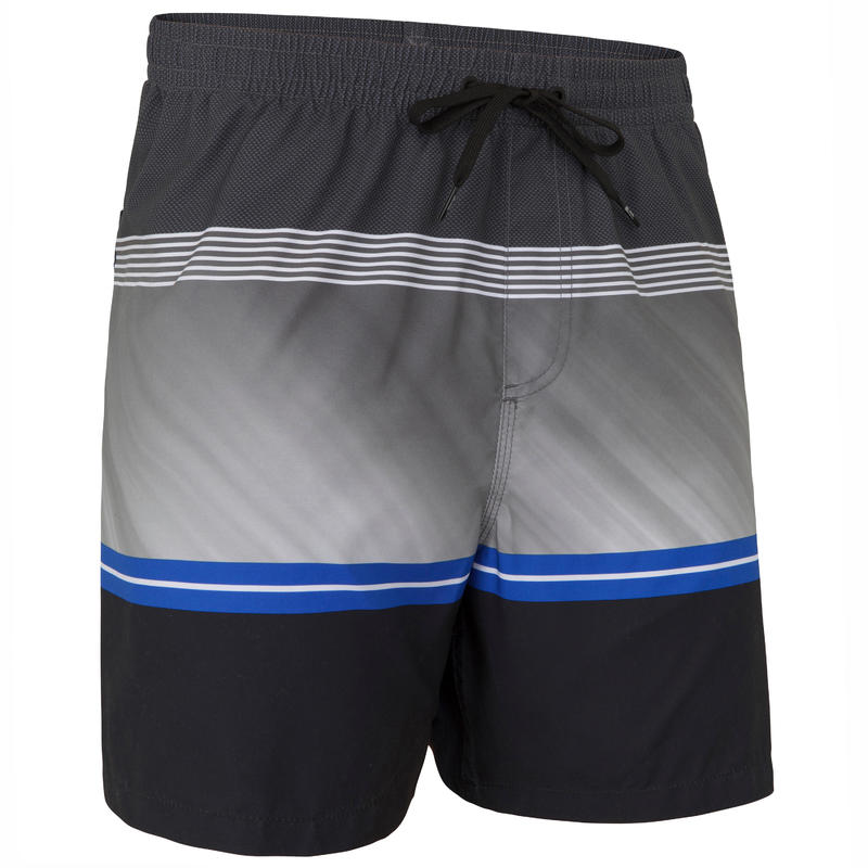 Men's Boardshorts Quiksilver Black striped