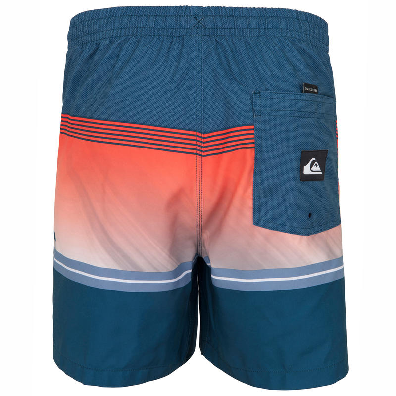 Men's Boardshorts Quiksilver Orange striped