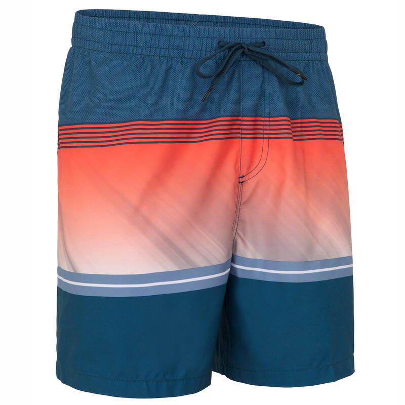 PÁNSKÉ BOARDOVÉ ŠORTKY Beach volejbal - SURFAŘSKÉ KRAŤASY  QUIKSILVER - Oblečení na beach volejbal