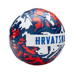 Bola de futebol Croácia 2020 Tamanho 5