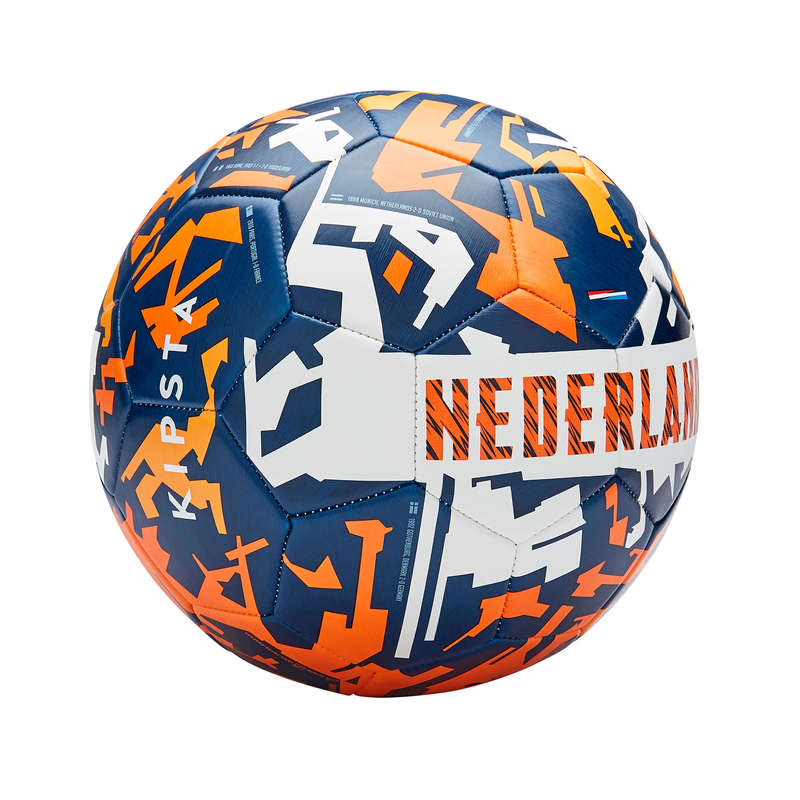 HOLLANDS LANDSLAG Lagsport - Boll Holland 2020 S5 KIPSTA - Fotbollar och Fotbollsmål