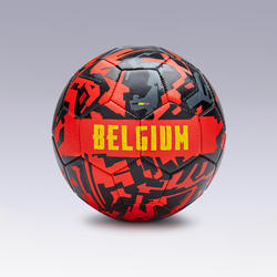 1號足球2020-比利時隊