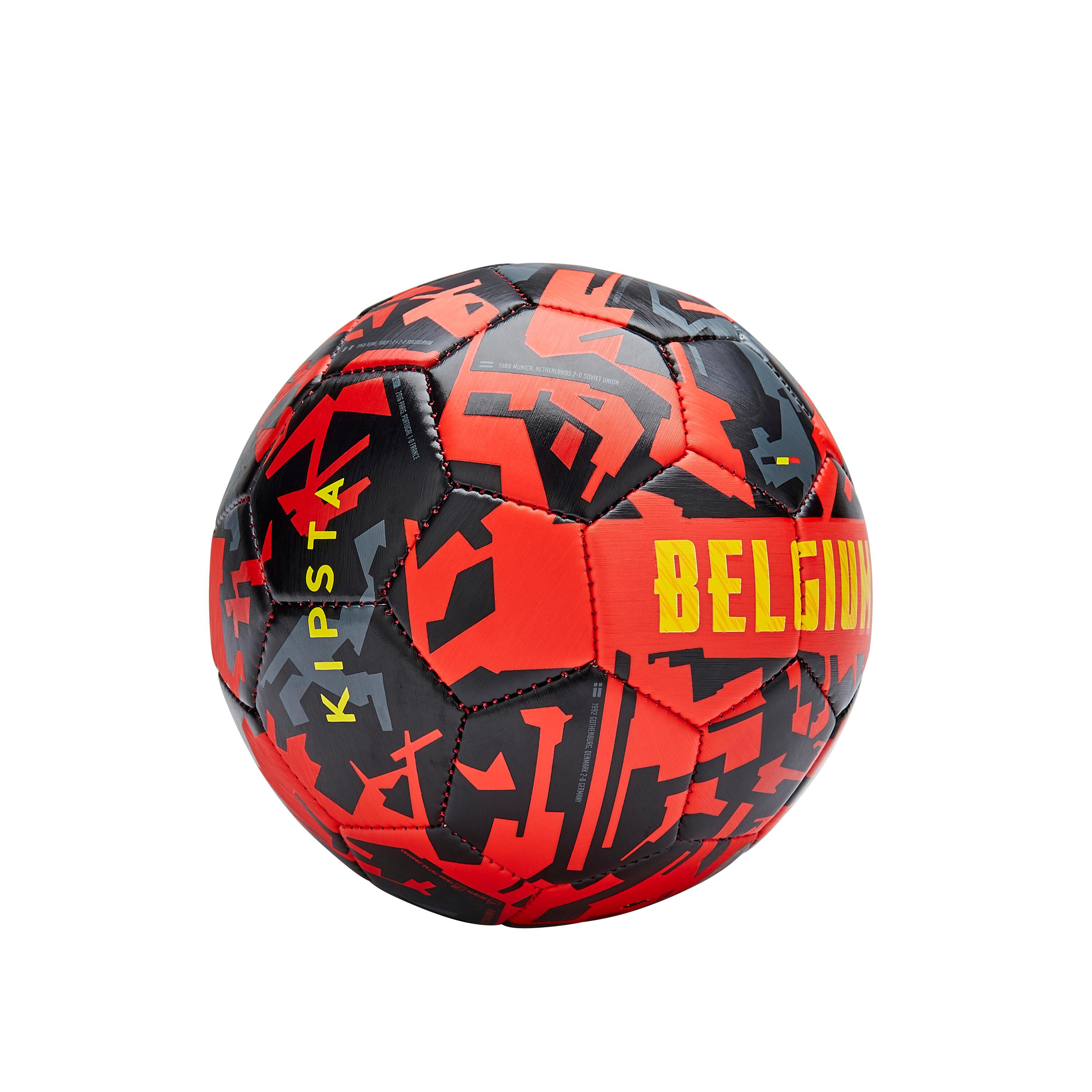 Ballon de football belgique 2020 taille 1 kipsta
