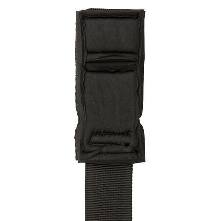 זוג רצועות רחבות לקשירת הציוד על הרכב 4.5m