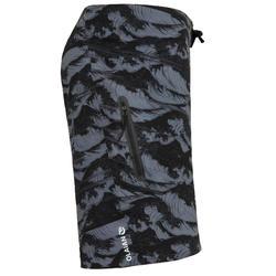 Surf boardshort standard 900 hokusai black