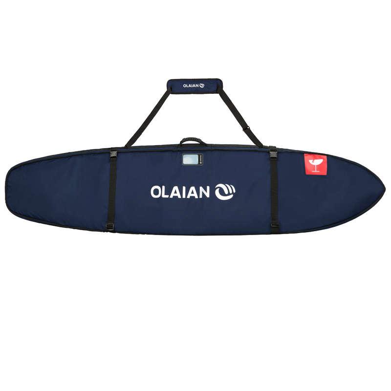 PŘEVOZ A USKLADNĚNÍ PRKNA Surfing a bodyboard - OBAL 900 DO LETADLA 2 SURFY 7' OLAIAN - Surfy, bodyboardy a skimboardy