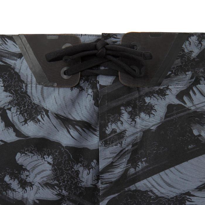 Zwemshort heren 900 Hokusai zwart