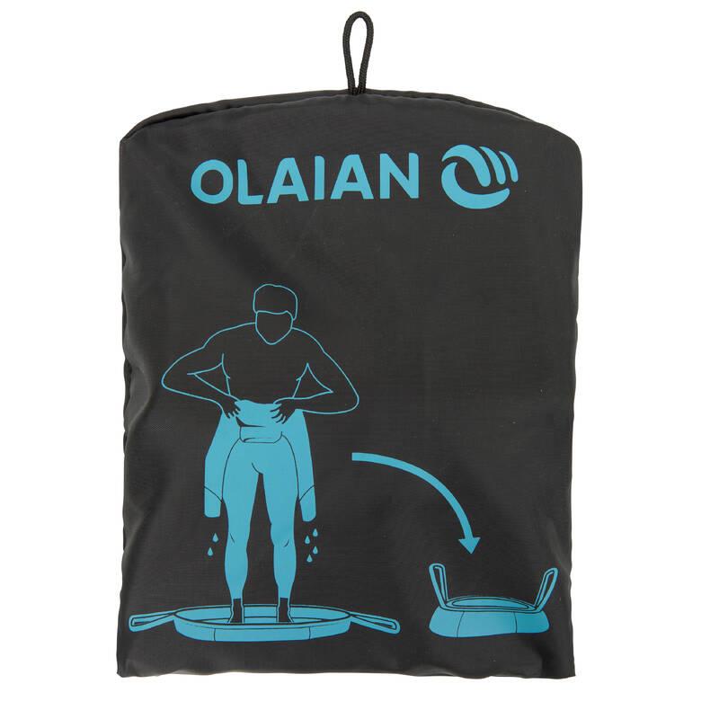 PŘEVOZ A USKLADNĚNÍ PRKNA Surfing a bodyboard - VAK NA NEOPREN  OLAIAN - Surfingové neopreny a doplňky