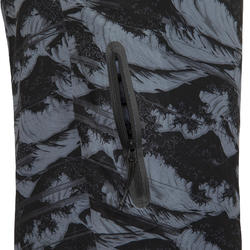 Surfing Standard Boardshorts 900 - Hokusai Black