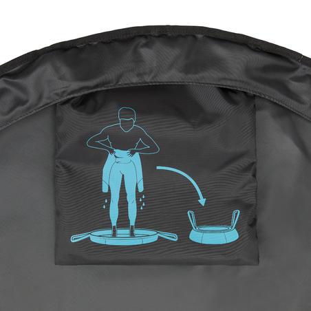 Krepšys hidrokostiumiui gabenti ir laikyti